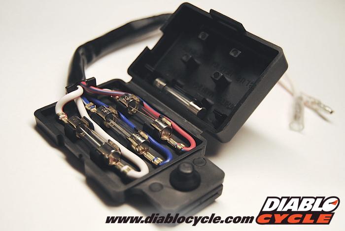 Kawasaki Fuse Box - Wiring Data Diagram