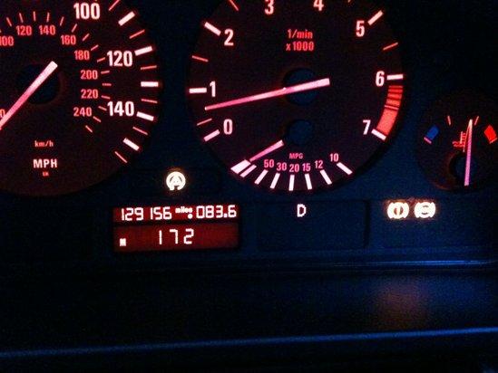 BMW E46 dashboard warning light symbols - Diagnostic World