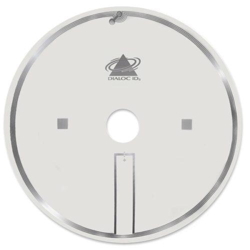 RFID CD/DVD labels \u2014 Dialoc ID Library