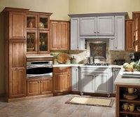 Alder Kitchen Cabinets - Diamond Cabinetry