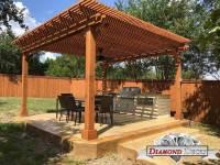 Pergola builders San Antonio | Diamond Decks, San Antonio, TX
