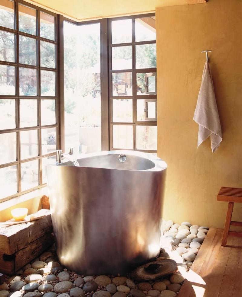 Large Of Deep Soaking Tub