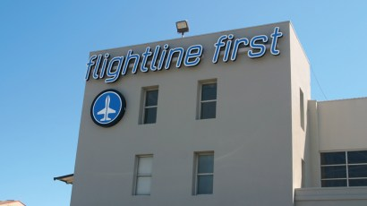 Flightline First Amenities