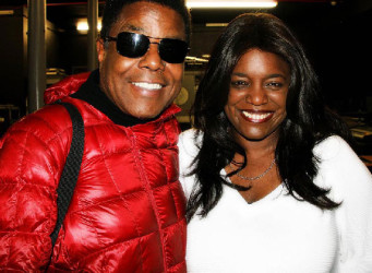 Diane Shaw UK Soul Singer, Tito Jackson of the Jackson 5