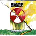Lessons of Chernobyl and Fukushima: Nuclear Safety is an Oxymoron