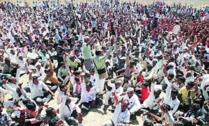 Mithivirdi: Massive Protest Against Proposed US-imported Reactors on April 26