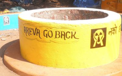 Blacklist Areva Corp in India: Former Secretary Writes After Scam in French Nuclear Industry