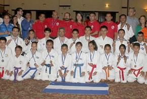 El Salvador sub campeón de Copa Ken Shin Kan