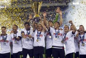 ¡Sí se pudo, sí se pudo! ¡México campeón!