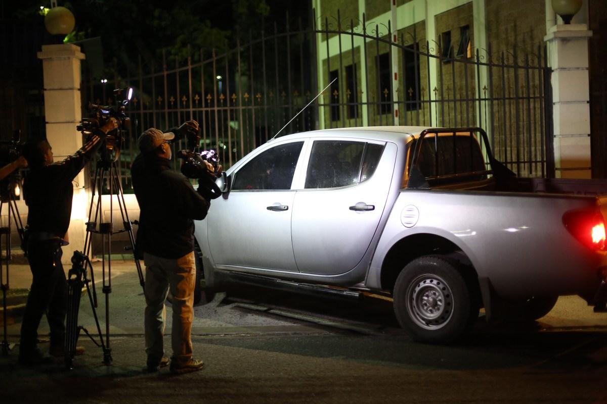 PNC captura a cuatro militares involucrados  en asesinato de Jesuitas