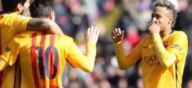 Barcelona gana e iguala récord de partidos invicto
