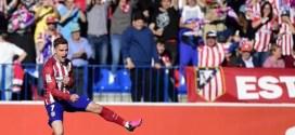 Atlético derrota al Rayo con gol de Griezmann y se sitúa primero
