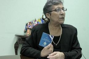 """""""Sentencia no se debe tomar para la venganza  o la desestabilización…"""": María Silvia Guillén"""