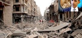La guerra, la paz y el absurdo:¡Deben estar tomándonos el pelo!
