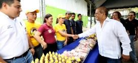 Vicepresidente apuesta por el fortalecimiento del comercio agrícola