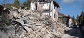 Cientos de personas desalojadas en Italia tras el terremoto en el centro del país