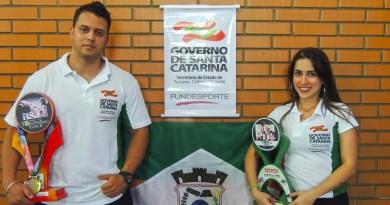 Atleta de levantamento de peso de Camboriú é destaque em Campeonato Brasileiro