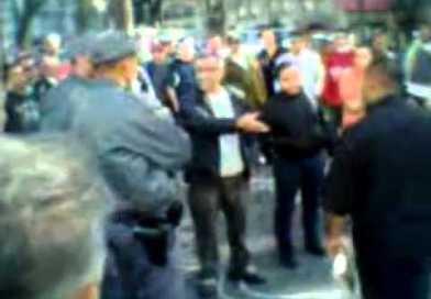 Evangelista é agredido por homossexual após pregação