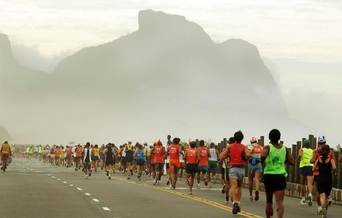Maratona do Rio recebeu 29 mil pessoas na orla carioca