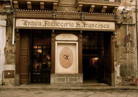 Antica Focacceria San Francesc Palermo