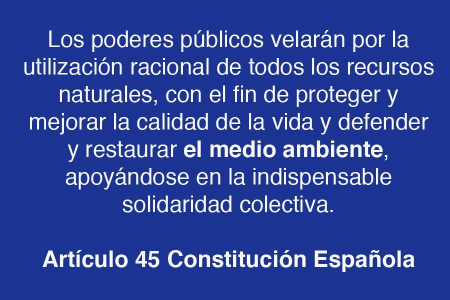 Pacto por el Mar Menor recomienda a López Miras que lea la Constitución