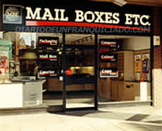 franquicia mail boxes