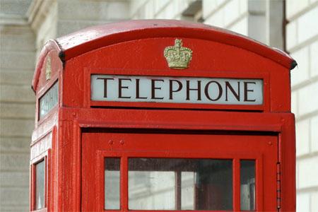 Números y códigos telefónicos en el Reino Unido Diario de un