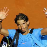 Rafa Nadal se retira de Roland Garros por lesión en la muñeca