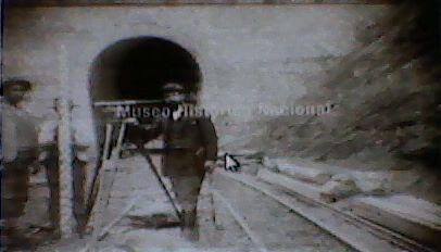 Alarifes e ingeniero,Túnel El ÁRBOL