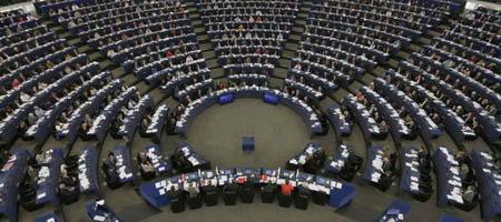El Parlamento Europeo vota en la sesión de este miércoles