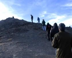 El páramo merideño es protagonista del film. Foto Cortesía Ivic