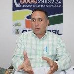 Lyndons Guzmán, Director de Emergencias Carrizal