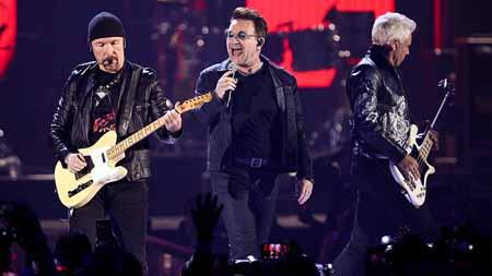 U2 anunció una gira por Norteamérica y Europa para celebrar el 30 aniversario.