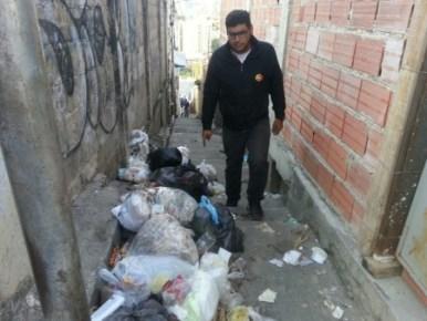Cimino rechazó las declaraciones que emitió el alcalde de la jurisdicción alto mirandina, Francisco Garcés