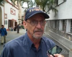 Edgar Viso, director de la Casa de la Cultura
