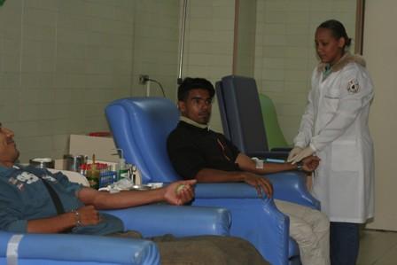 Reconocen a México por garantizar donación de sangre en desastres