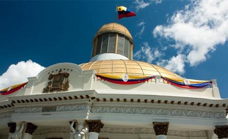 El parlamento venezolano designa un comité para postular nuevos magistrados