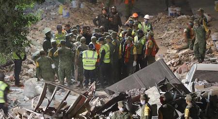 224 muertos, el saldo hasta ahora por sismo de 7.1