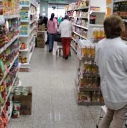 El valor promedio de la Canasta Alimentaria Normativa se ubicó en 2.266,04 bolívares en el mes de marzo de 2013