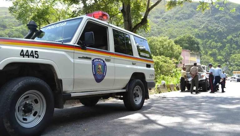 Asesinan a otro policía en Higuerote