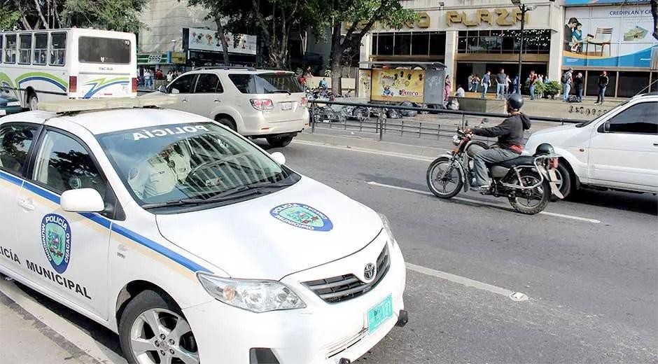Abatidos 2 delincuentes en la avenida Libertador