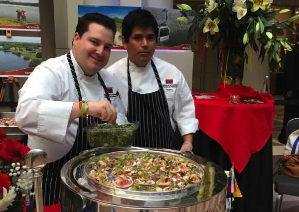 Venezolano manuel rodr guez gana premio embassy chef for Cocina venezolana