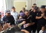 Familias recibieron las llaves de sus nuevos apartamentos en zona de Ocumare del Tuy
