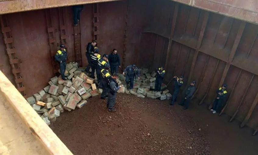 Detenido l der narcotraficante de europa con conexiones en for Ministerio del interior en ingles