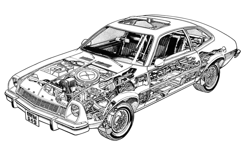 1996 ford windstar del Schaltplan
