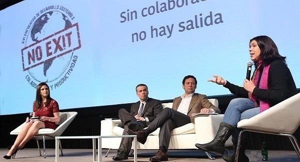 Colaboración y productividad, temas del Encuentro de Desarrollo Sostenible más importante del país