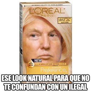Memes sorprendido Donald Trump1