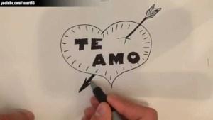 Imagenes de amor con dibujos animados y frases