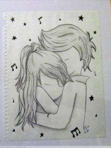 Imagenes-de-dibujos-a-lapiz-de-amor-3-413x550