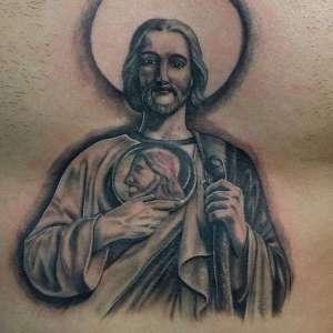 Tatuaje-de-San-Judas-Tadeo-pecho